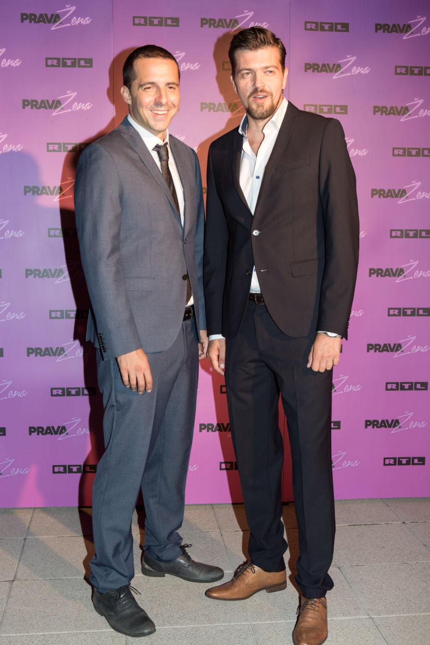 Filip Juricic i Amar Bukvic