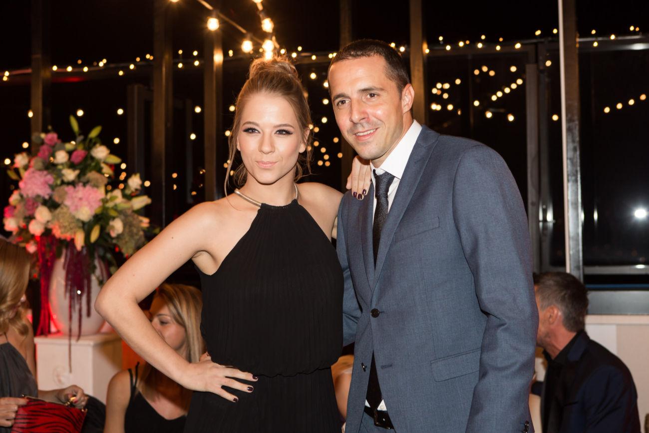 Kristina Jovanovic i Filip Juricic