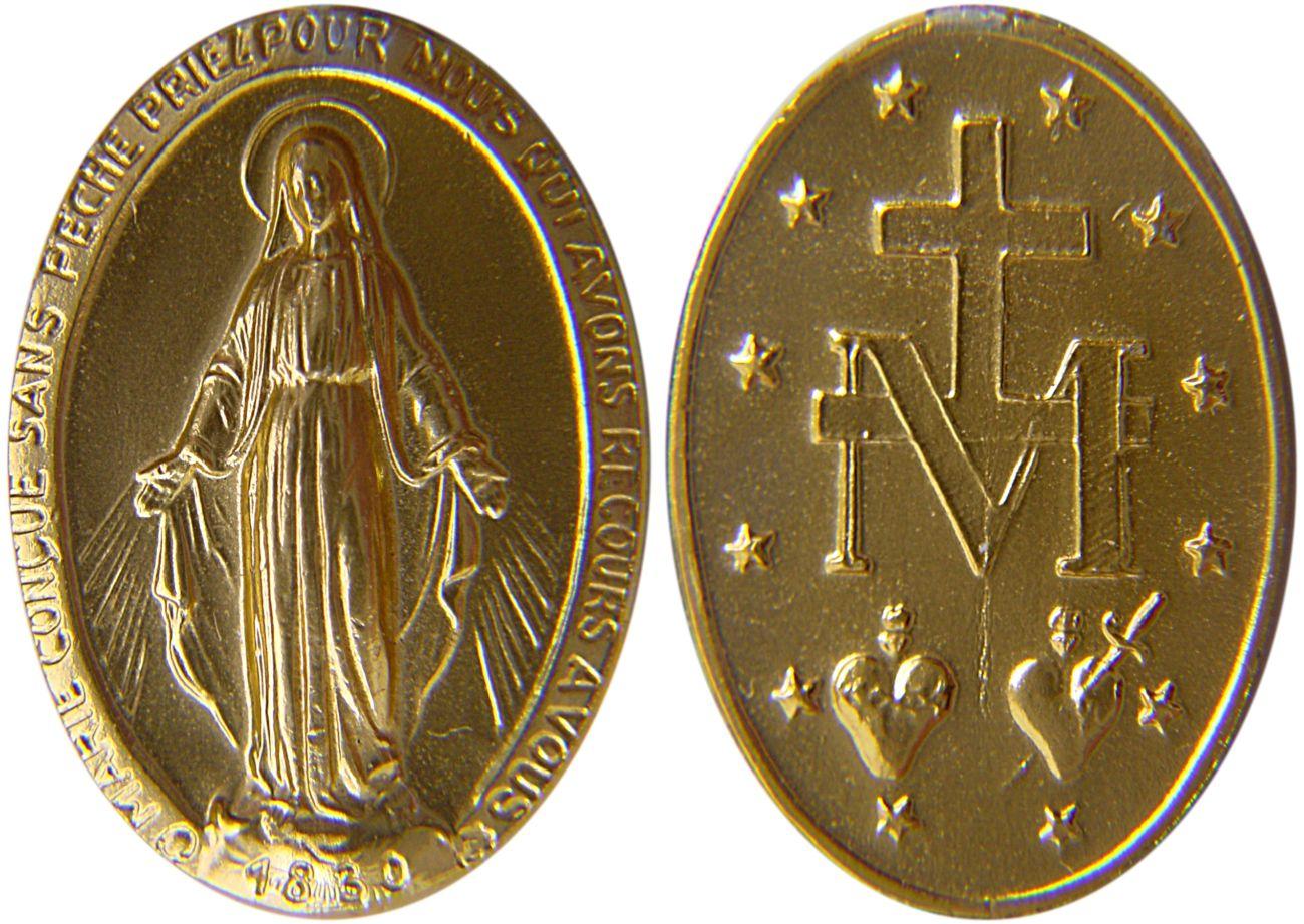 medaljica