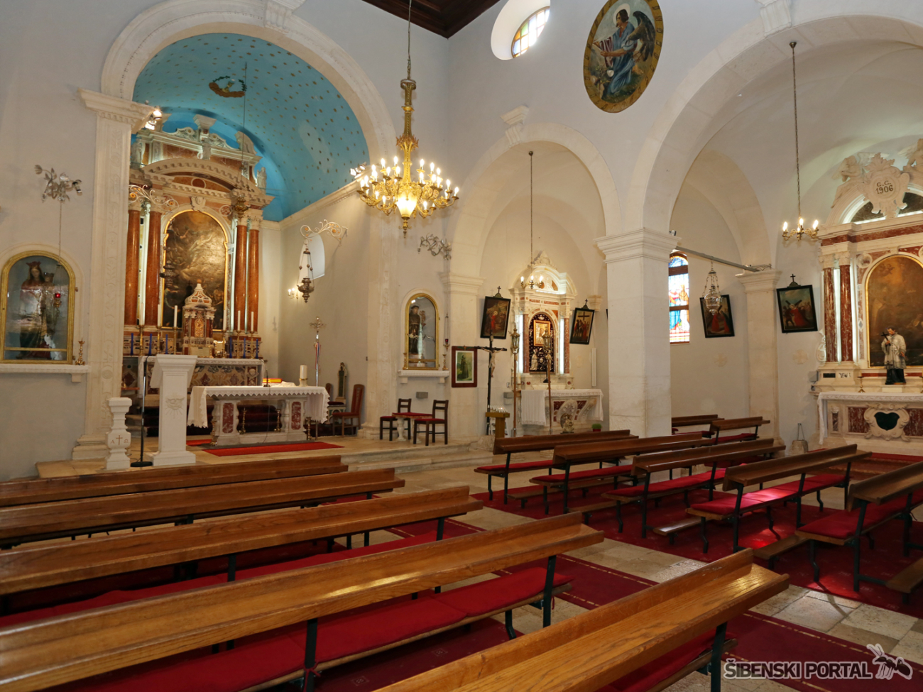 rogoznica crkva djevice marije 200117 24