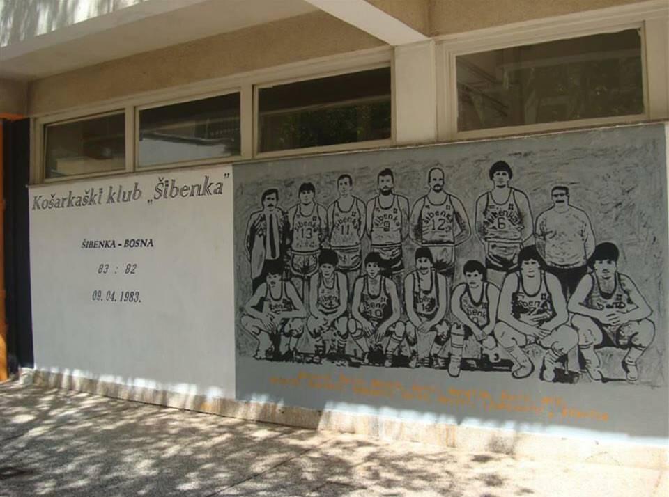 baldekin mural