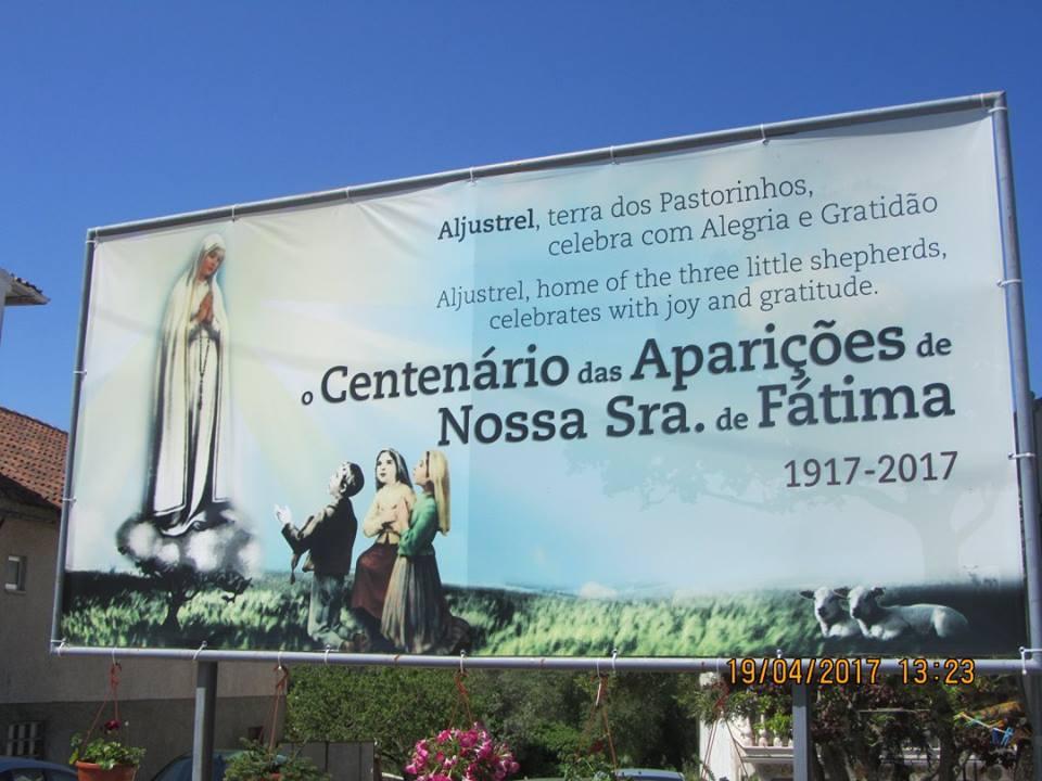 Sto godina ukazanja u Fatimi