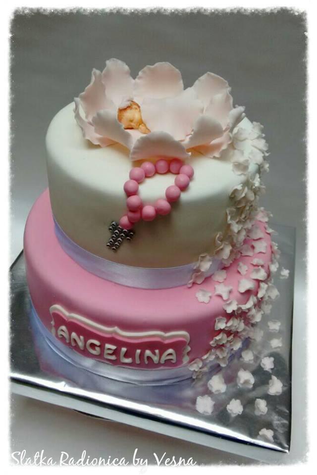 pričest torta