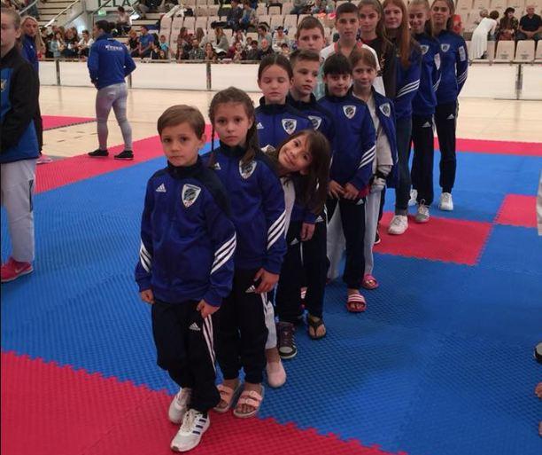 taekwondo knin