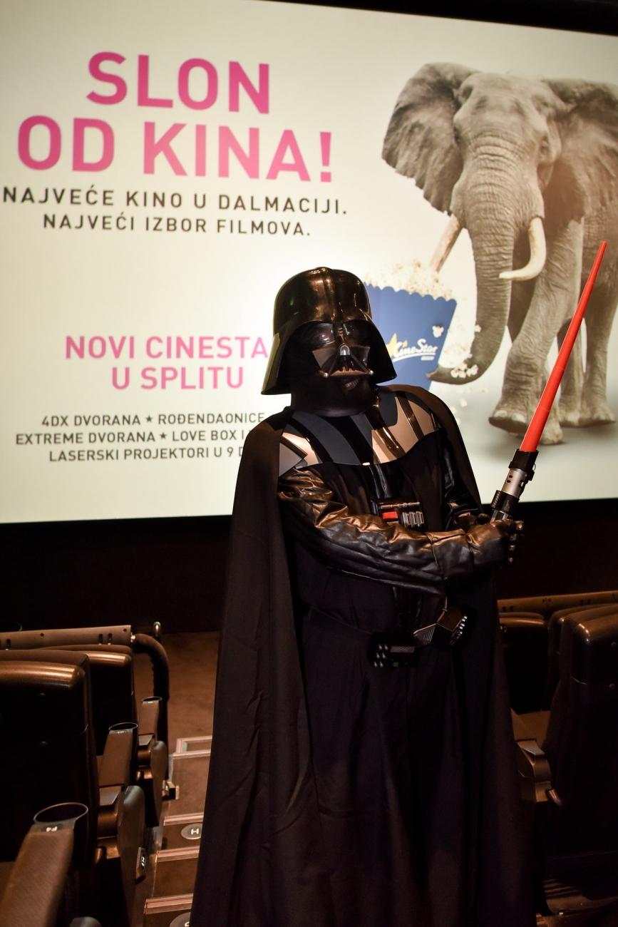 Darth Vader u CineStaru Split_1