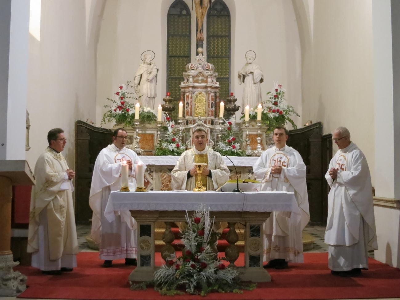 Slavlje svete mise