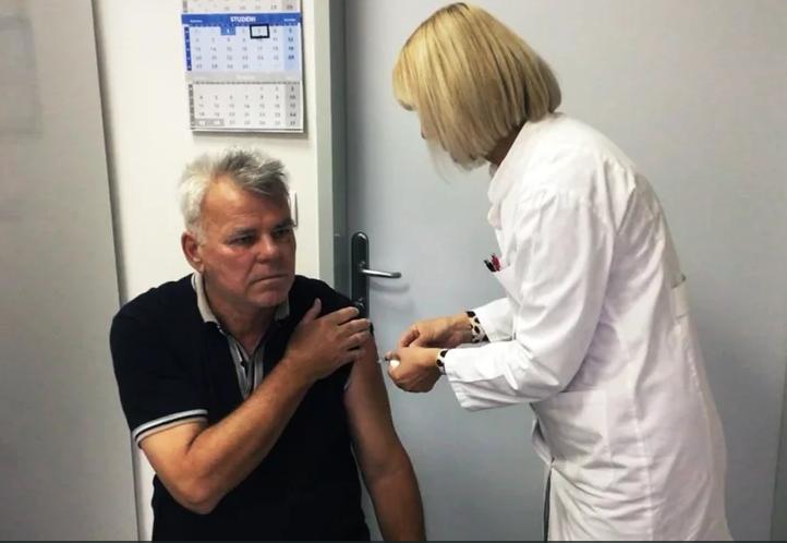 cijepljenje gripa
