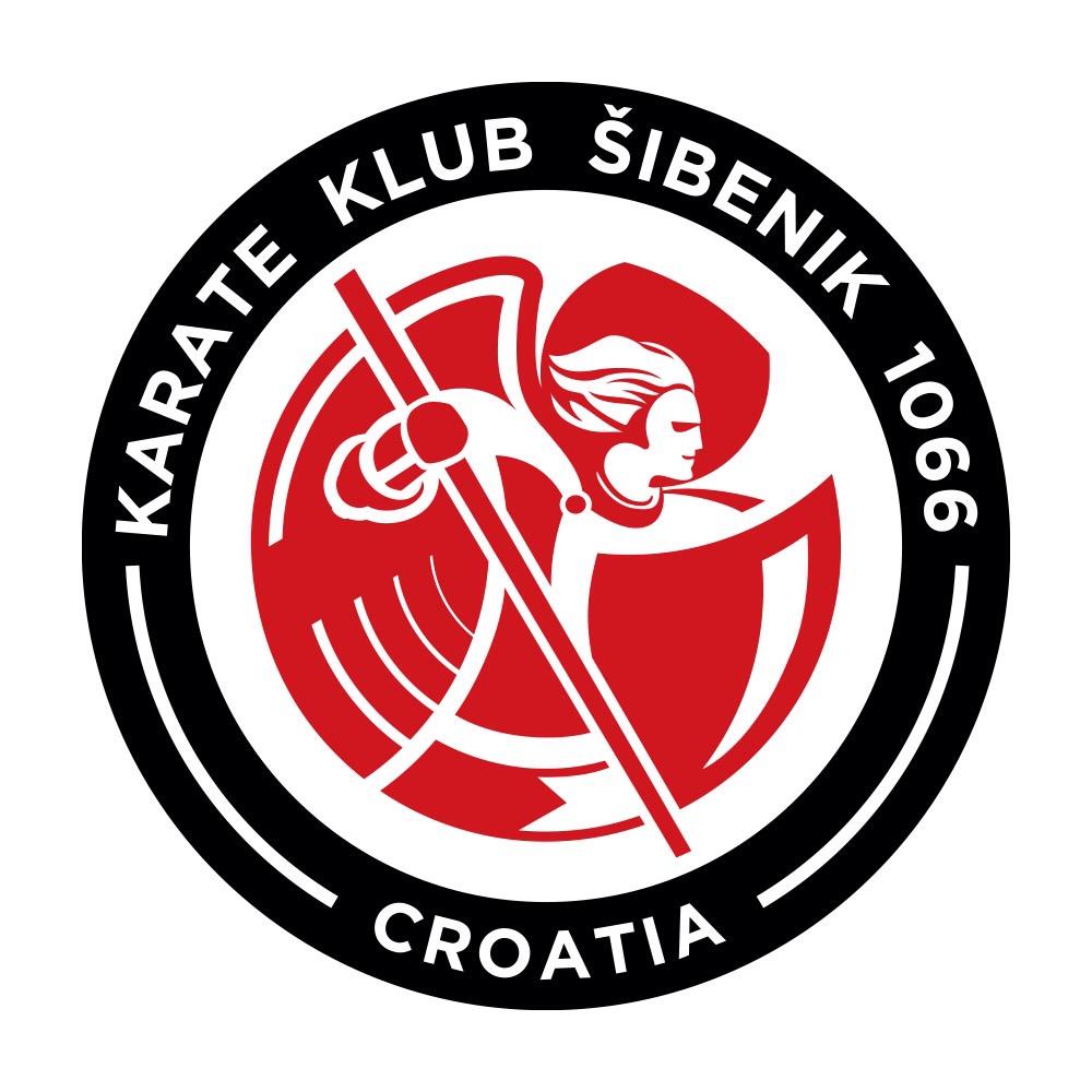 karate klub sibenik 1066 grb