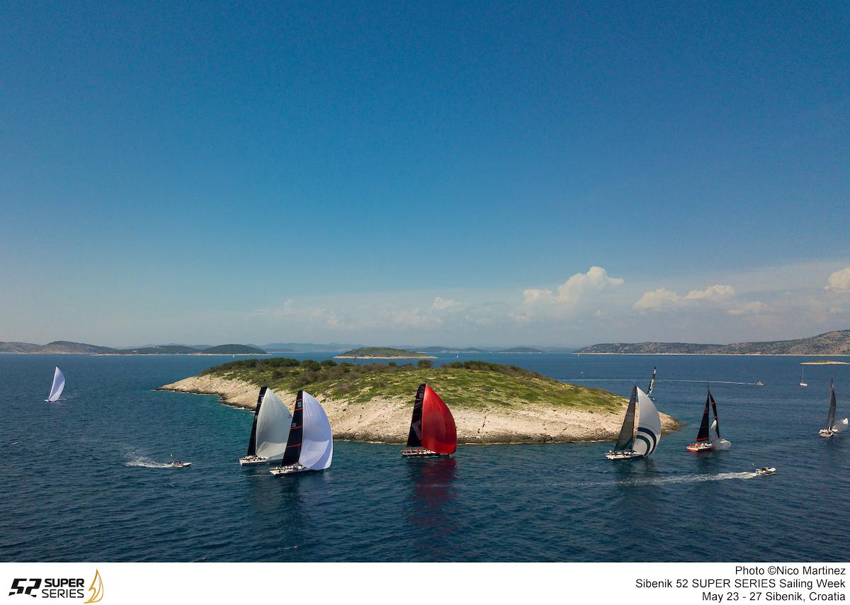 Šibenik 52 Super Series Sailing Week (1)