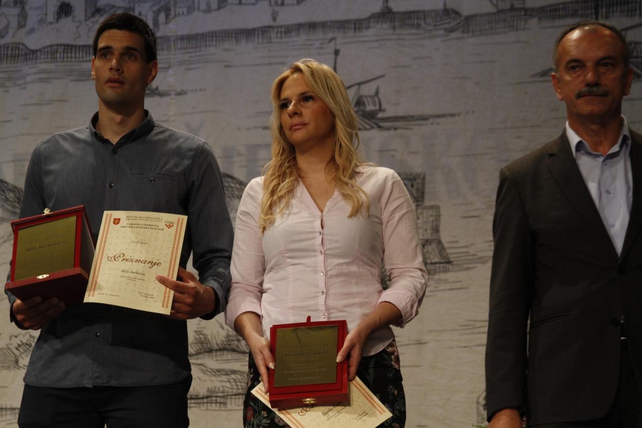 dodjela nagrade zupanija sport 1