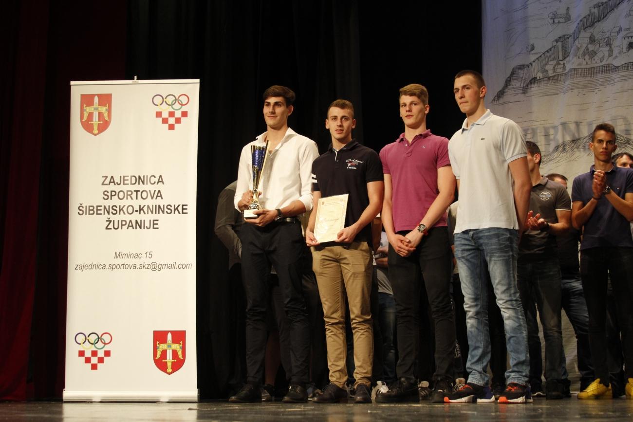 dodjela nagrade zupanija sport 4