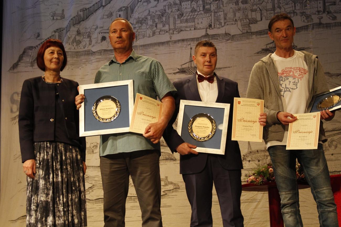 dodjela nagrade zupanija sport 5