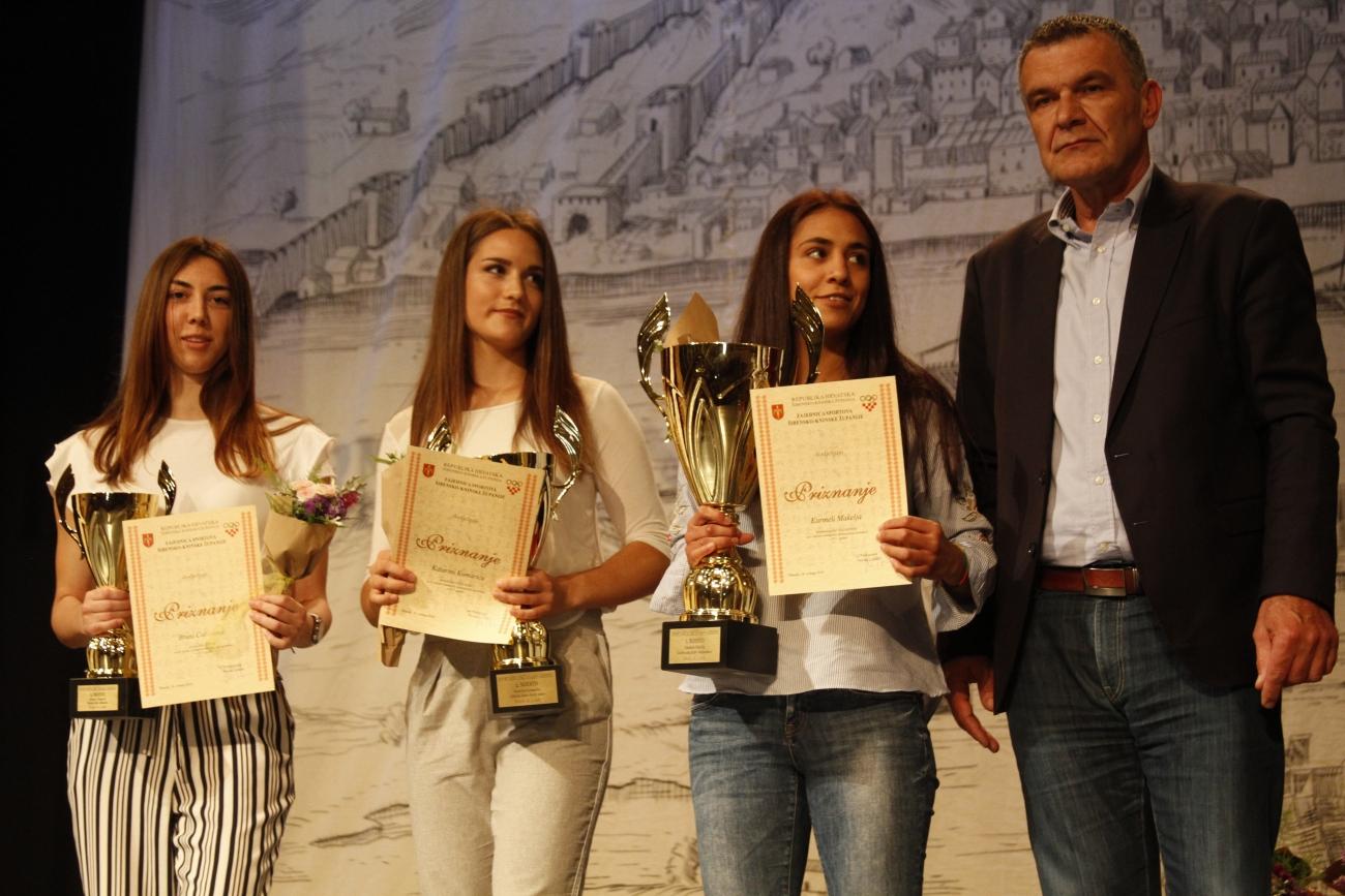 dodjela nagrade zupanija sport 7