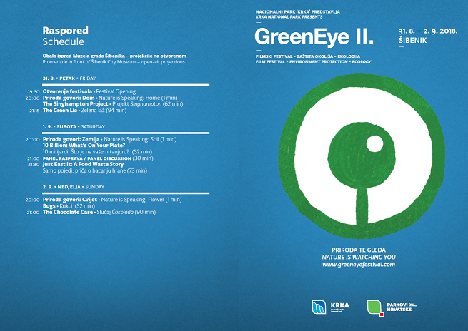 Raspored Green Eye Festival
