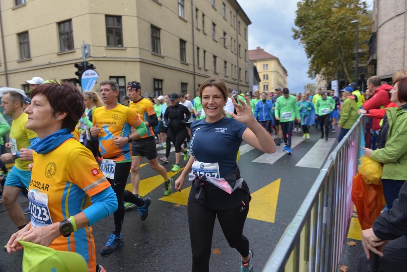 Antonija Blaće tijekom utrke_2