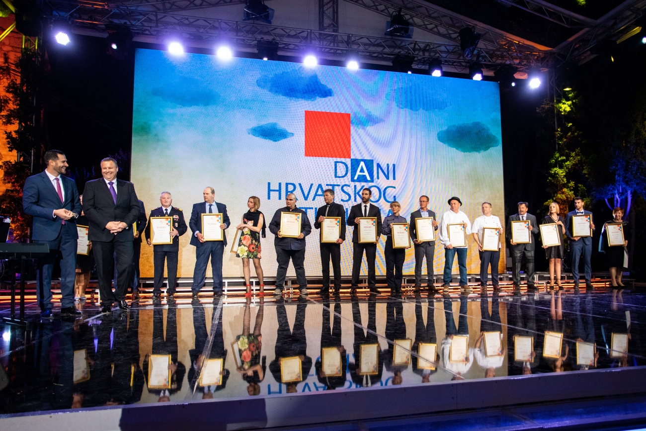 DHT- dodjela nagrada -prva vecer