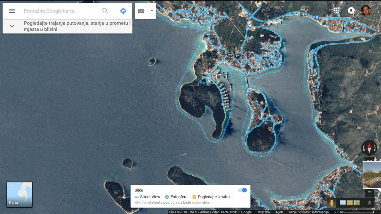 Rogoznica - Google Street View 8