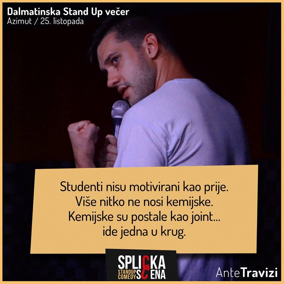 azimut stand up