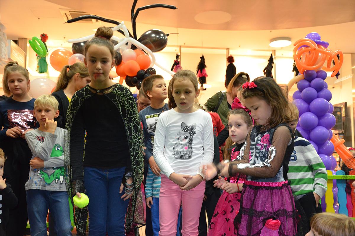 Halloween u Dalmare centru