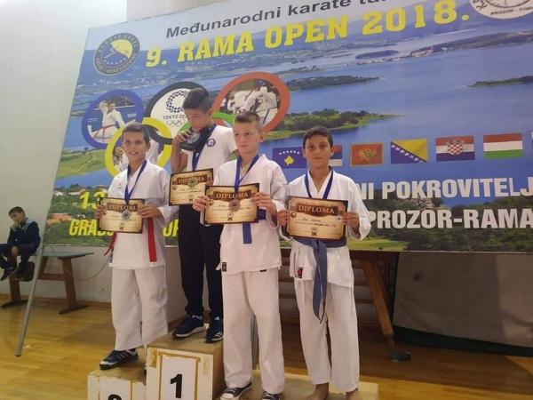 pirovac karate