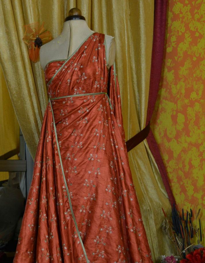 gina haljina