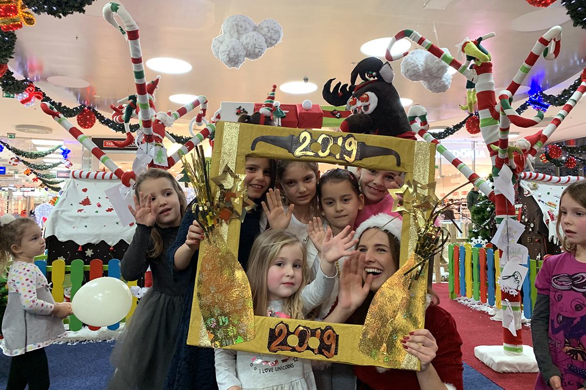 dječja nova godina