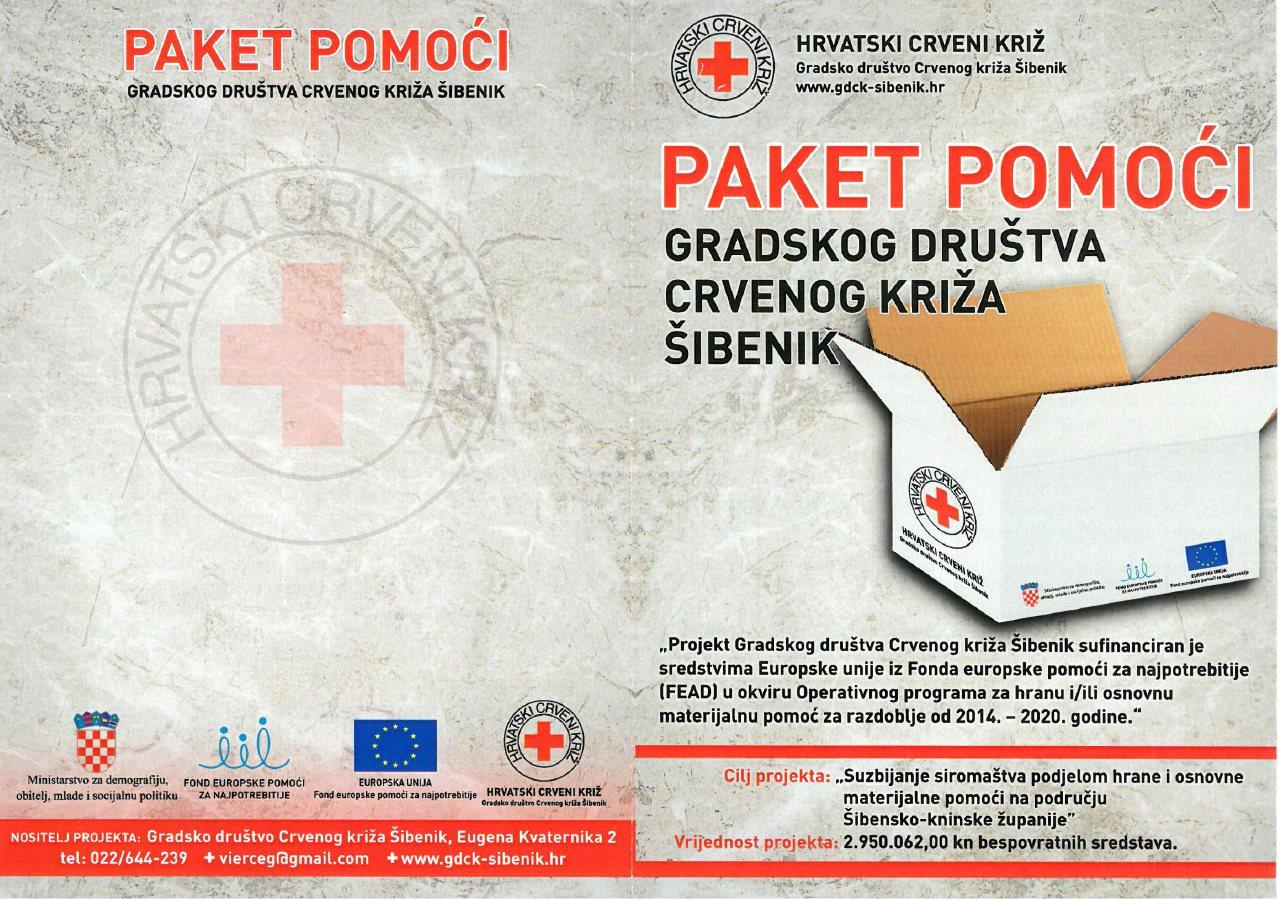 paket pomoci gd crvenog kriza
