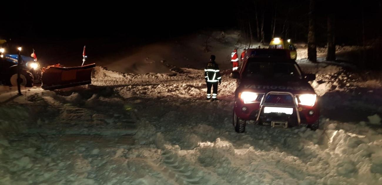 policija hitna mup snijeg