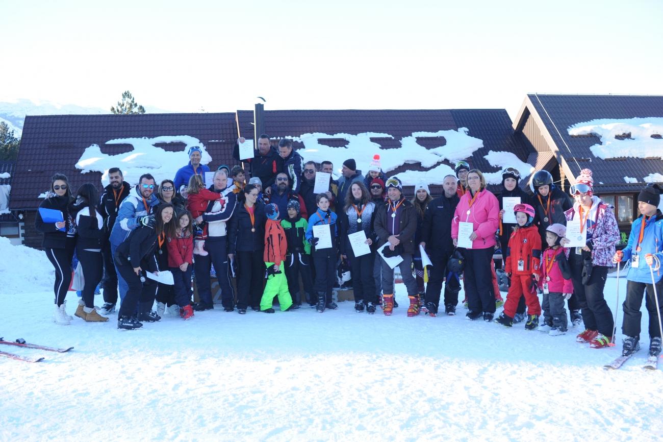 ski ekipno