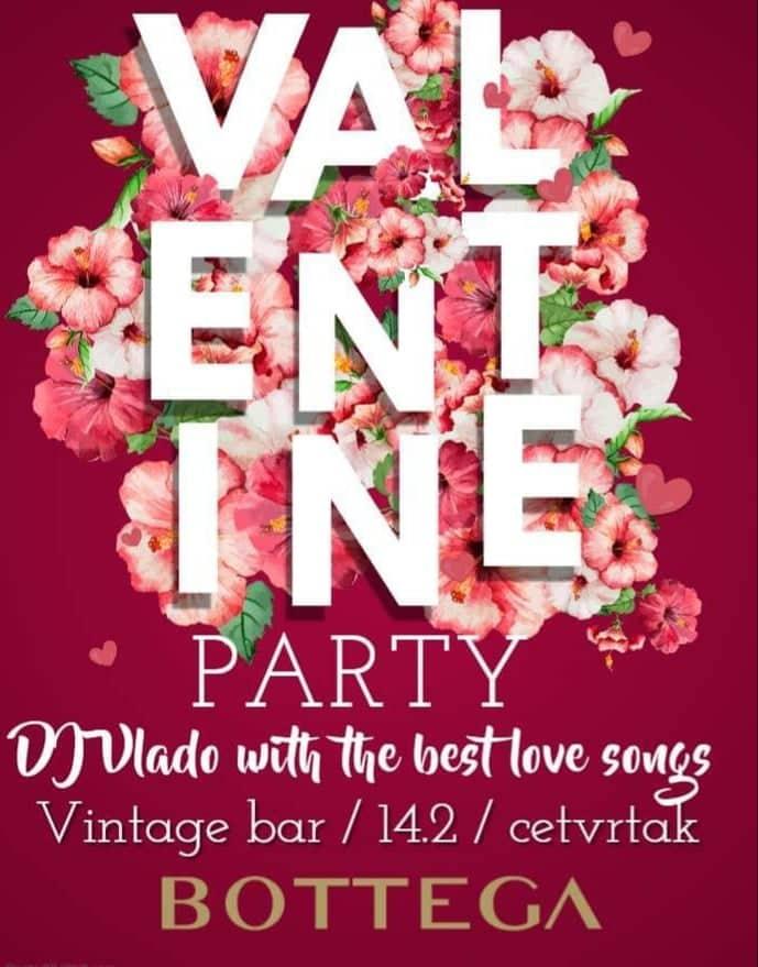 valentinovo vintage