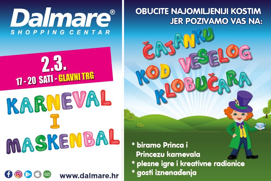 DALMARE Karneval 660x440px