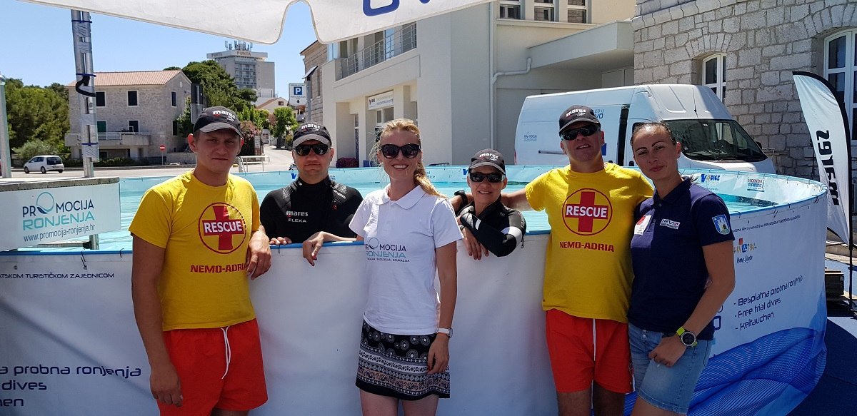 6. Nemo-Adria Rescue Team i Promocija ronjenja